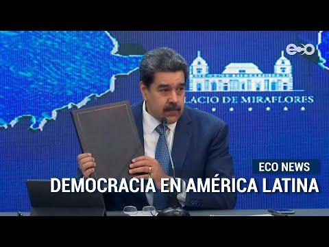 Carta democrática: democracias en la región están bajo amenaza   #EcoNews