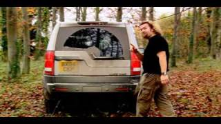 Land Rover Discovery 3 - Off Road Test