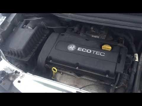 Opel Zafira 2007 m dalys
