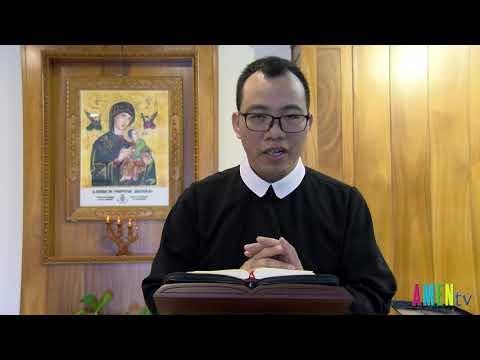 LHS Thứ Ba Tuần XV TN: HÃY SÁM HỐI - Linh mục Giuse Nguyễn Văn Toản , DCCT