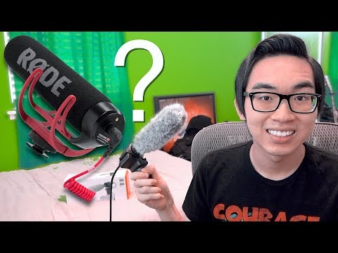 BETTER THAN RODE? - Sony ECM-CG60 Microphone Review