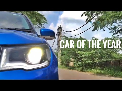 BEST CAR OF THE YEAR 2017 - 2018