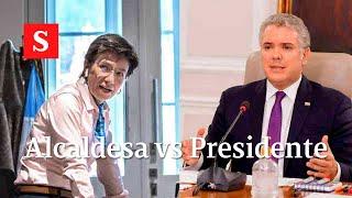 Alcaldesa vs Presidente