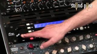 ProTools Mic Pre - Millennia HV-3R Remote Control Video Demo