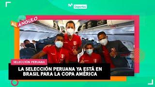 El estado de las instalaciones en Brasil previo al debut de la selección peruana | AL ÁNGULO
