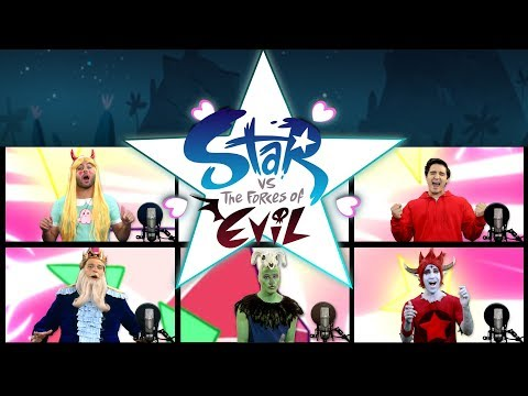 connectYoutube - Star vs the Forces of Evil Theme Song Acapella!