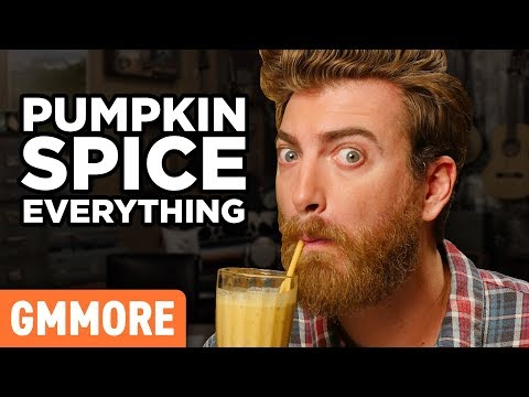 Pumpkin Spice Dog Biscuit Smoothie
