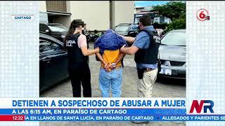 Habló la persona que avisó sobre la ubicación del sospechoso de abuso en Cartago