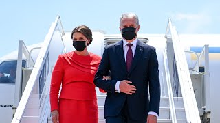 Prezidentas atvyko oficialaus vizito į Sakartvelą