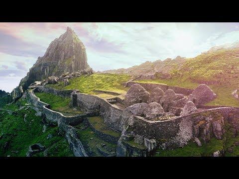 connectYoutube - Star Wars Island - Skellig Michael
