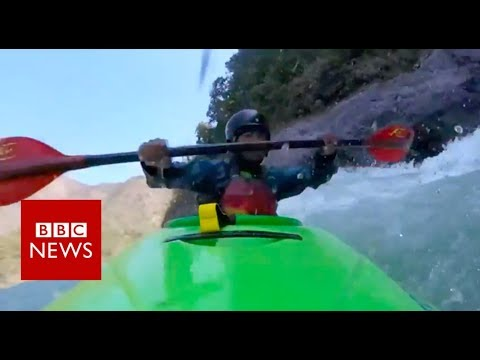 connectYoutube - The Indians who used kayaking to transform their lives - BBC News