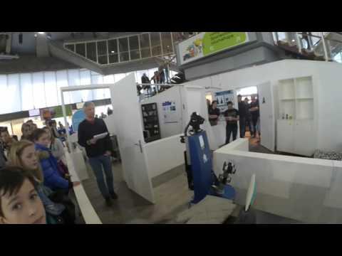 RoboCup 2016 EuropeOpen Eindhoven Navigation