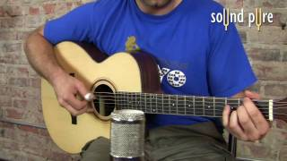 Eastman Guitars 710C Acoustic Guitar Demo at Sound Pure