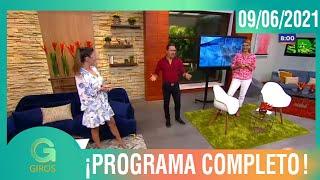 Giros: Programa del 09 de Junio del 2021