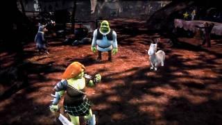 Shrek Forever After Walkthrough HD pt2