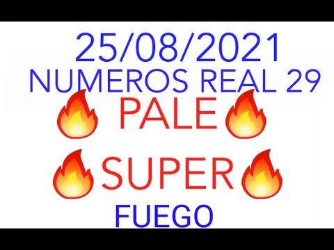 PALES Y SUPER PARA GANAR HOY 25/08/2021 DE AGOSTO PARA TODAS LAS LOTERIAS