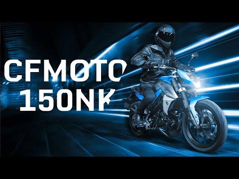 Klasikinis / Streetbike  CFMOTO 150NK 2019 m motociklas