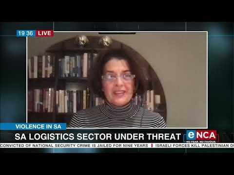 SA logistics sector under threat