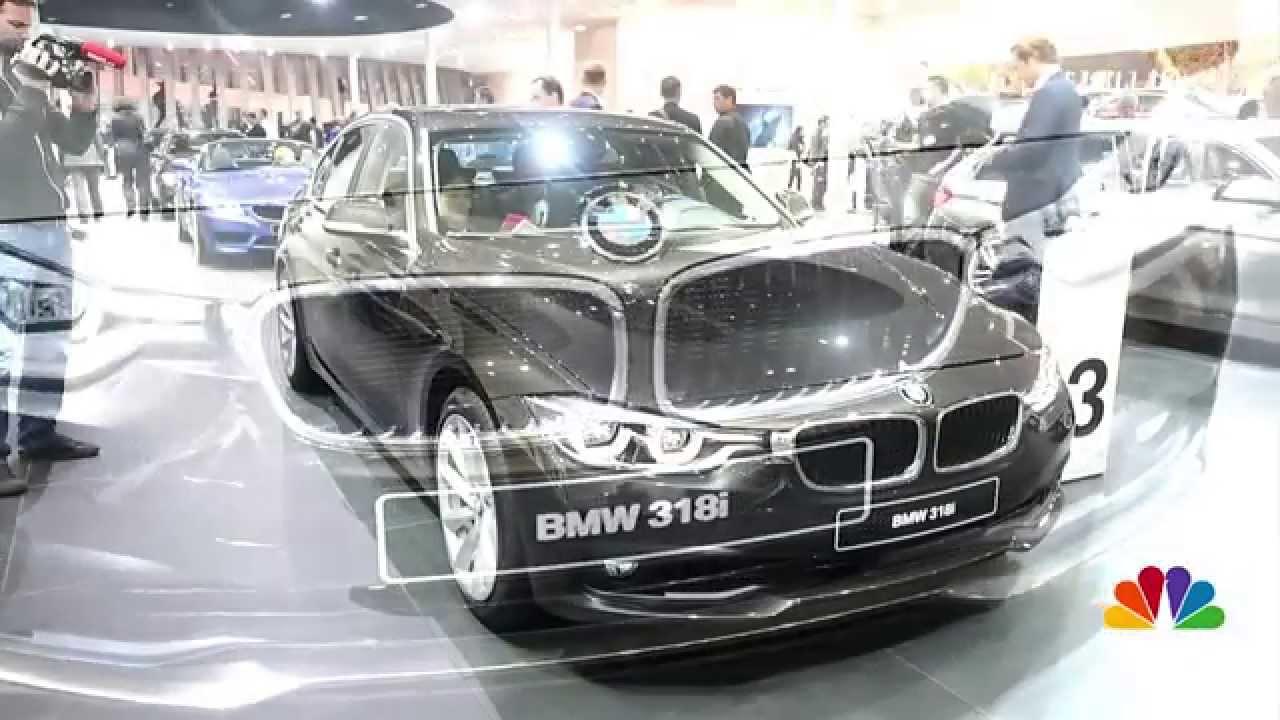 frankfurt motor show 2015: బిఎండబ్ల్యూ ఎక్స్1 మరియు బిఎండబ్ల్యూ 318i