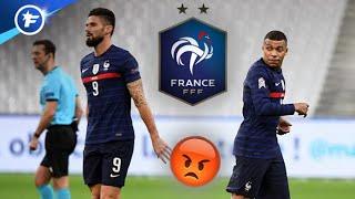 Kylian Mbappé n'a pas apprécié la sortie médiatique d'Olivier Giroud | Revue de presse