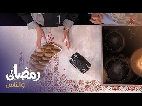 طريقة تحضير القطايف من مطبخ رمضان والناس