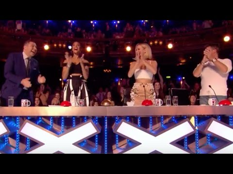 Never Seen Magic Act Blows The Judges Away | Audition 6 | Britain's Got Talent 2017