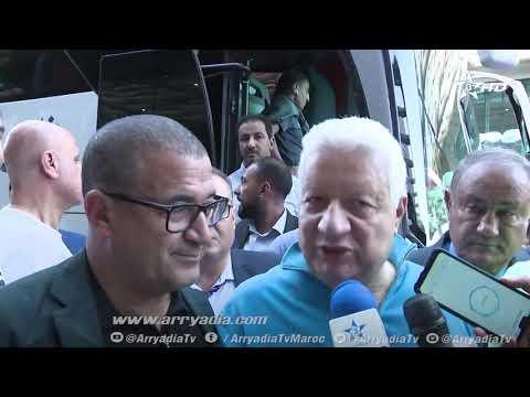 مرتضى منصور: هذا هو الشعب المغربي الكريم