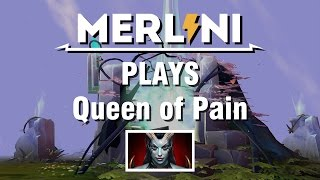 [Merlini's Catalog] Queen of Pain on 15.12.2014 - Game 2/4