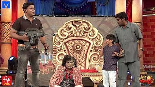 Bullet Bhaskar backslashu0026 Awesome Appi Performance Promo - 11th September 2020 - Extra Jabardasth - MALLEMALATV
