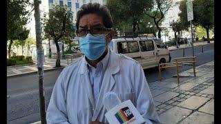 Médicos piden no ser perseguidos