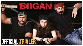 Bogan Telugu Official Trailer | Jayam Ravi, Arvind Swami, Hansika | TFPC - TFPC