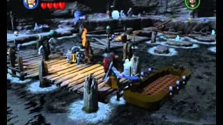 Прохождение игры LEGO Пираты карибского моря.[3 часть]