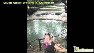 Guatemala - Seven Alters Waterfall