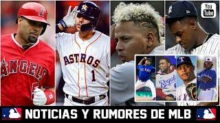 227 Dominicanos En MLB ????Jugadores De Houston Amenazado De Muert???? Pujols Listo En El 2020 ????