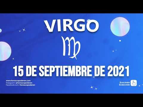 Horoscopo De Hoy Virgo - 15 de Septiembre de 2021