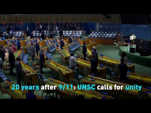 20 years after 9/11: UNSC calls for unity