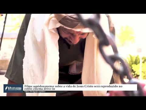 Filme aquidauanense sobre a vida de Jesus Cristo será reproduzido no estilo cinema drive in