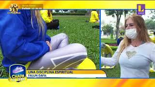 Falun Dafa: Una disciplina espiritual. ???????? #ChapaTusTabas