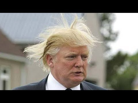 Trump Believes His Hair Gives Him 'Wealth & Power'
