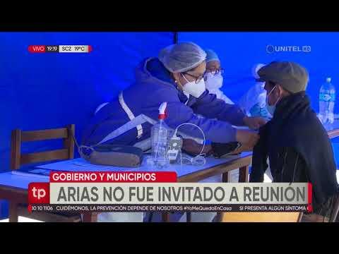 Comprar vacunas es el plan B de la Alcaldía de La Paz, que más bien apuesta por donaciones