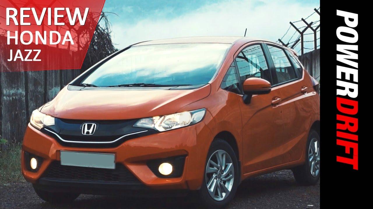 Honda Jazz : Practical Or Not? : PowerDrift