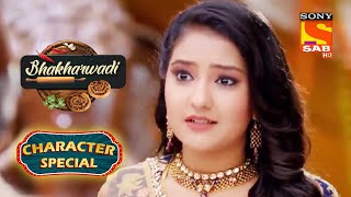 Gayatri Apologizes To Anna | Bhakharwadi | Character Special - SABTV