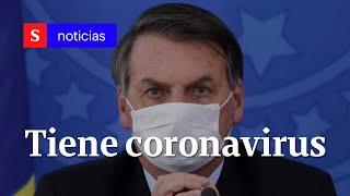 Jair Bolsonaro tiene coronavirus y más noticias internacionales   Semana Noticias