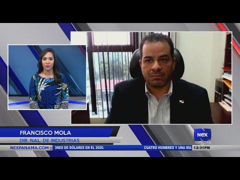 Entrevista a Francisco Mola, Director nacional de industrias del Ministerio de comercio