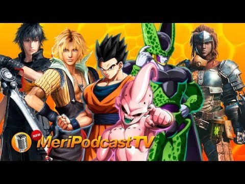 connectYoutube - NEW MeriPodcast 11x16: Beta Dragon Ball FighterZ y ventas Switch
