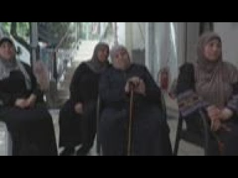 Palestinians' homes threatened by demolition