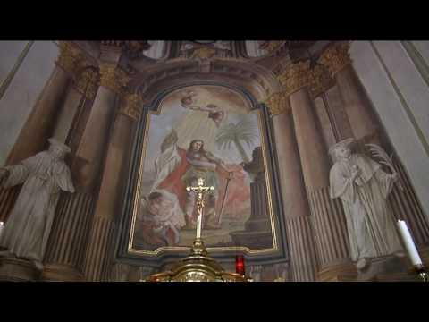 Praha - esperantská mše svatá