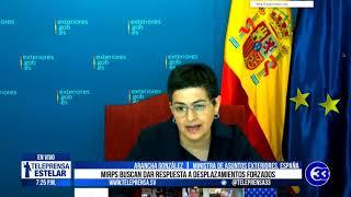 #Teleprensa33 | MIRPS busca dar respuesta a desplazamientos forzados