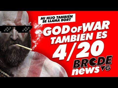 God of War también es 4/20