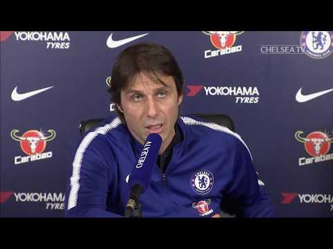 Antonio Conte Press Conference | Arsenal v Chelsea